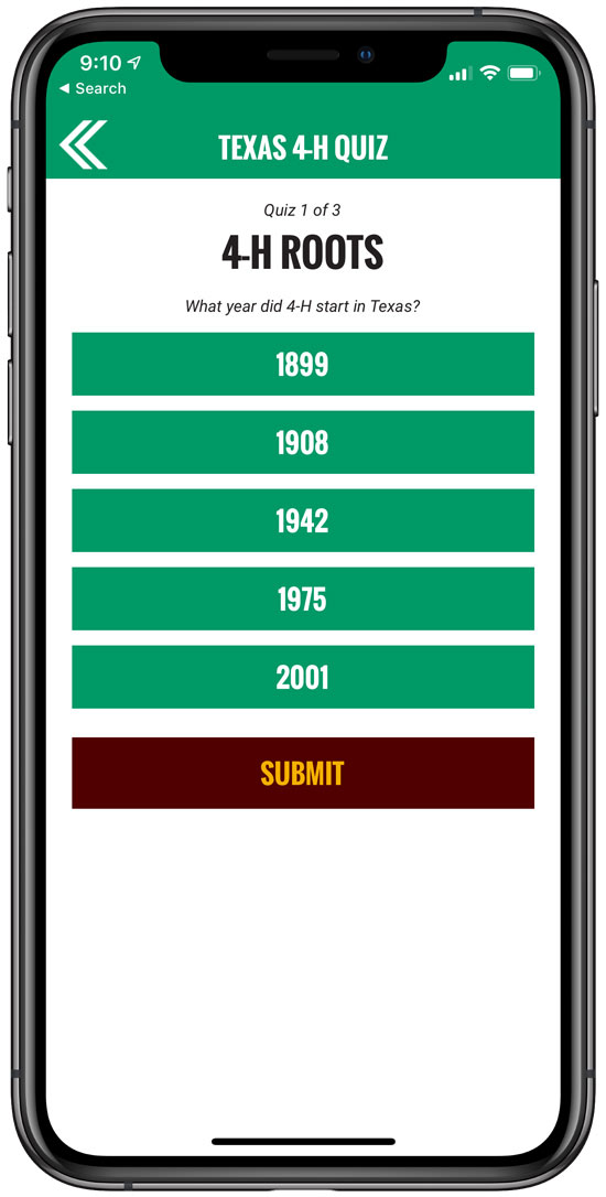4-H & FFA Apps - Grandstand Apps - Build Your Own Native